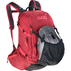 EVOC Explr Pro Technical Performance Pack Zaino 26l, heather ruby
